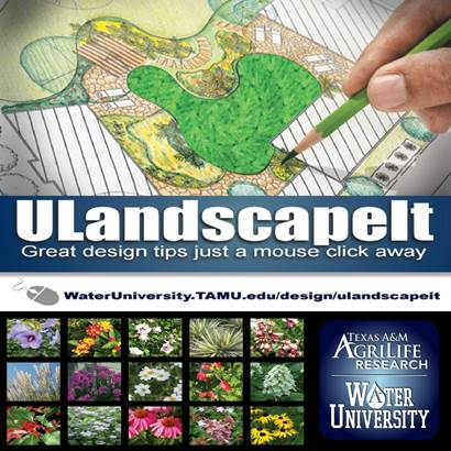 ULandscapeIT-Water Efficient Landscape Design