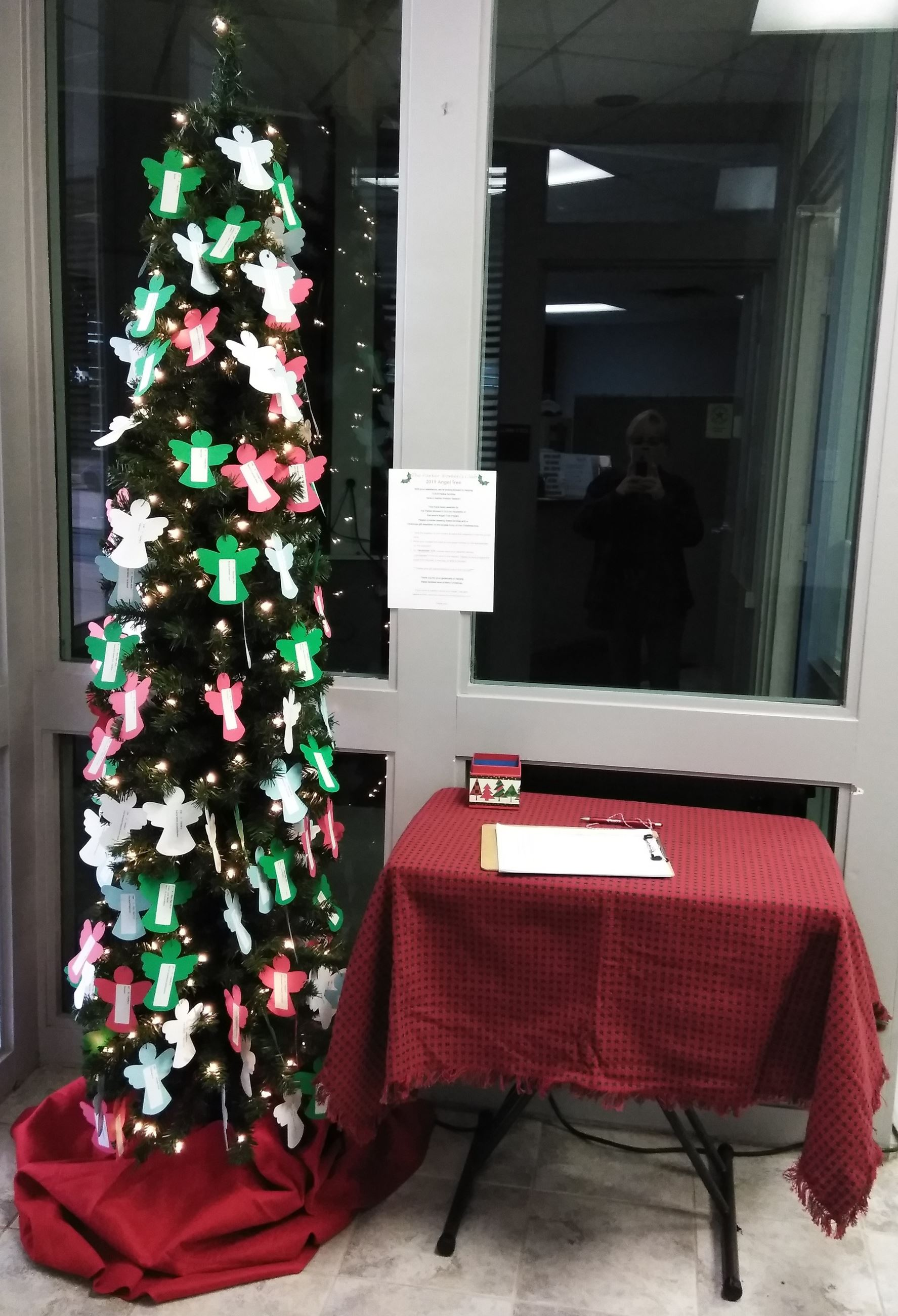 2019 Angel Tree