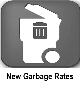 2020 New Garbage Rates