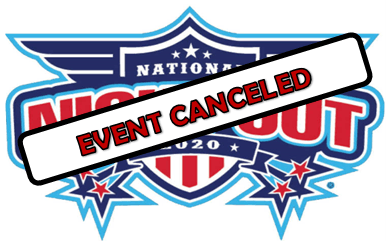 2020 NNO Event Canceled