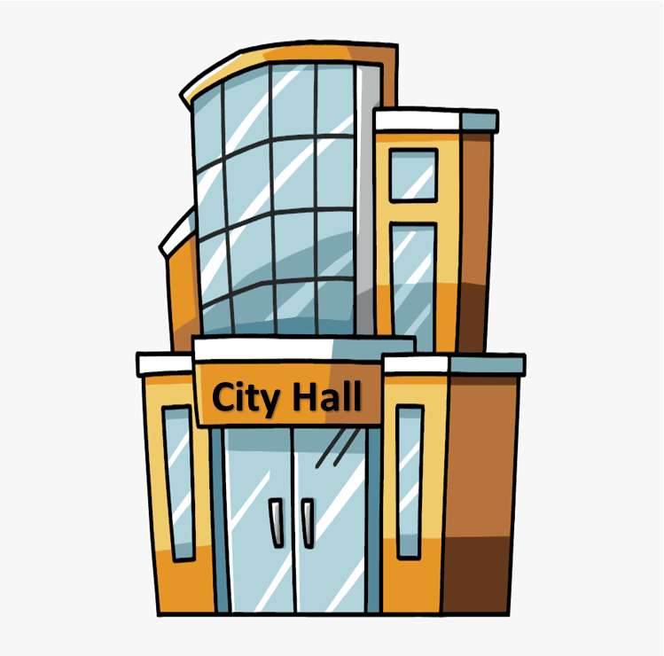 City Hall Pic Opens in new window